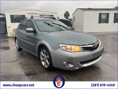 2009 Subaru Impreza for sale in Houston, TX