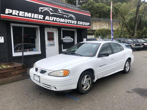 2000 Pontiac Grand Am for sale in Pittsburgh, PA