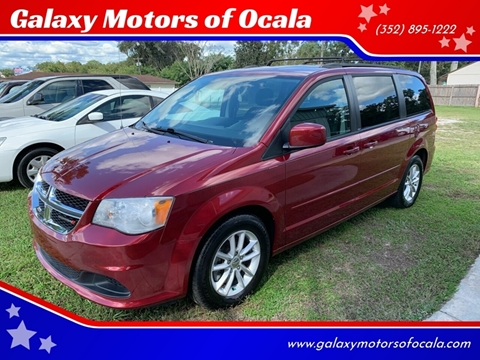 2014 Dodge Grand Caravan for sale in Ocala, FL