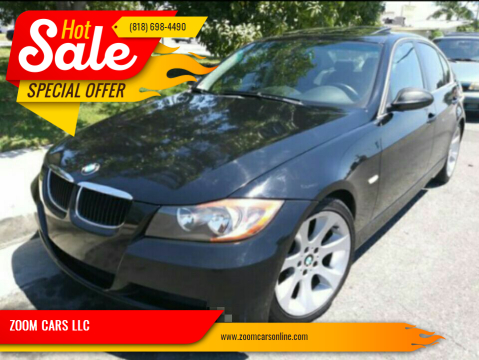 2006 BMW 3 Series 330i for sale at ZOOM CARS LLC in Sylmar CA