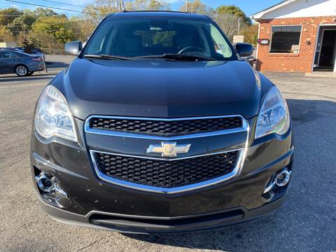 2014 Chevrolet Equinox for sale in Gastonia, NC