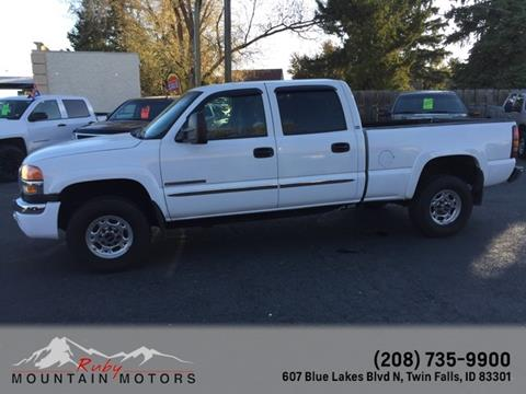 2007 GMC Sierra 2500HD Classic for sale in Twin Falls, ID