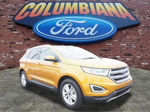 2016 Ford Edge for sale in Columbiana, OH