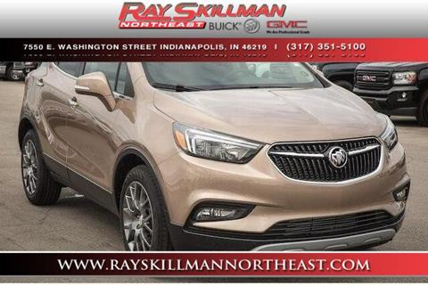 2019 Buick Encore for sale in Indianapolis, IN