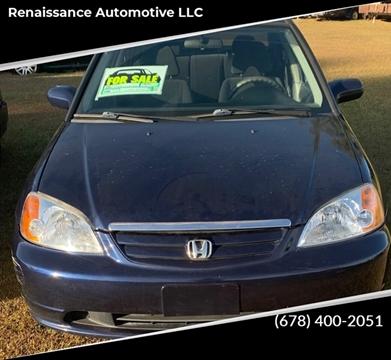 2003 Honda Civic for sale in Stockbridge, GA