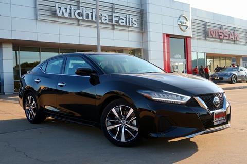 2019 Nissan Maxima for sale in Wichita Falls, TX