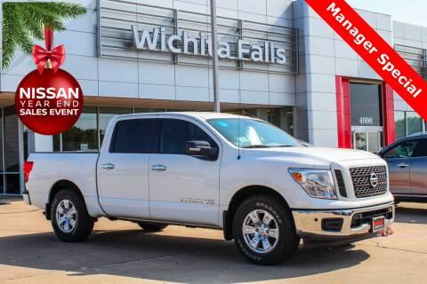 2019 Nissan Titan for sale in Wichita Falls, TX