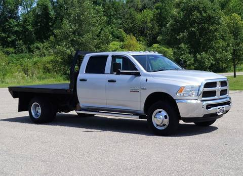 2018 RAM Ram Chassis 3500 for sale in Dassel, MN