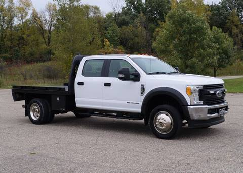 2017 Ford F-550 Super Duty for sale in Dassel, MN