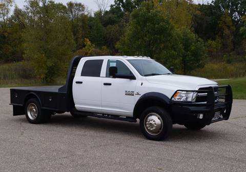 2017 RAM Ram Chassis 5500 for sale in Dassel, MN