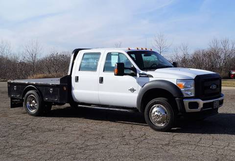 2016 Ford F-450 Super Duty for sale in Dassel, MN