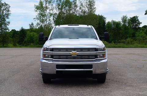 2015 Chevrolet Silverado 3500HD CC