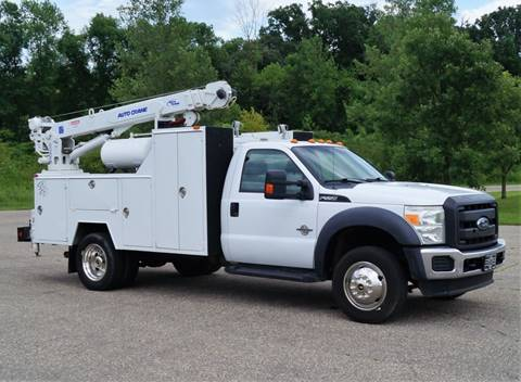 2014 Ford F-550 Super Duty for sale at KA Commercial Trucks, LLC in Dassel MN