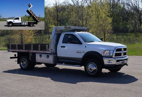 2014 RAM Ram Chassis 5500 for sale in Dassel, MN