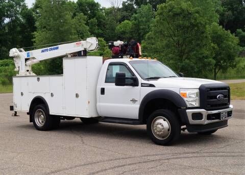 2012 Ford F-550 Super Duty for sale at KA Commercial Trucks, LLC in Dassel MN