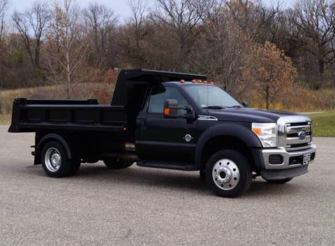 2012 Ford F-550 Super Duty for sale in Dassel, MN