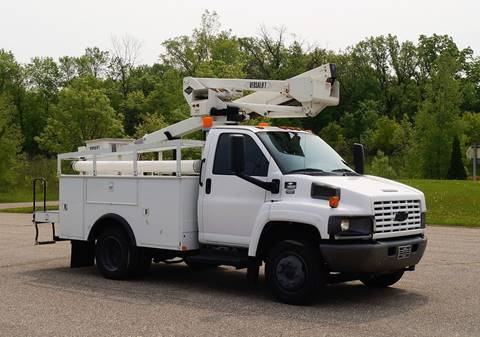 2009 Chevrolet C4500 for sale at KA Commercial Trucks, LLC in Dassel MN