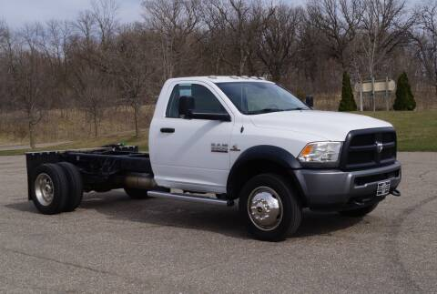 2015 RAM Ram Chassis 5500 for sale at KA Commercial Trucks, LLC in Dassel MN