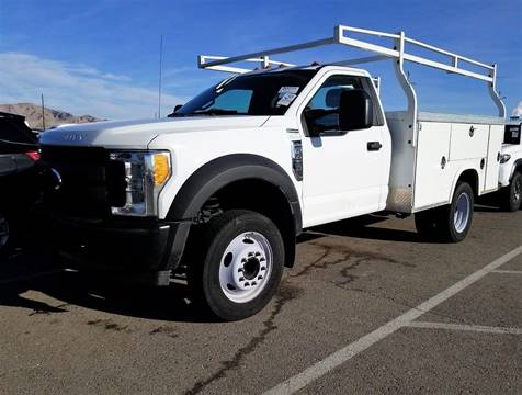 2017 Ford F-450 Super Duty for sale at KA Commercial Trucks, LLC in Dassel MN