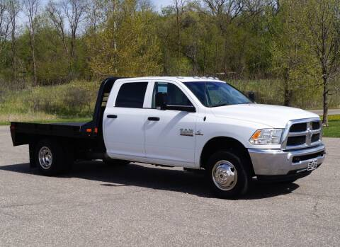 2018 RAM Ram Chassis 3500 Tradesman for sale at KA Commercial Trucks, LLC in Dassel MN