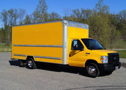 2011 Ford E-Series Chassis E-350 SD for sale at KA Commercial Trucks, LLC in Dassel MN