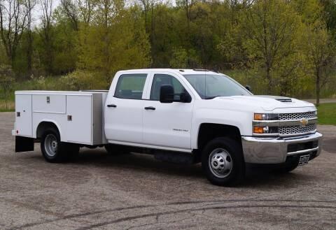 2019 Chevrolet Silverado 3500HD CC Work Truck for sale at KA Commercial Trucks, LLC in Dassel MN