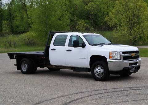 2012 Chevrolet Silverado 3500HD CC Work Truck for sale at KA Commercial Trucks, LLC in Dassel MN