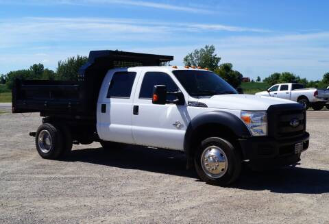 2012 Ford F-450 Super Duty for sale at KA Commercial Trucks, LLC in Dassel MN