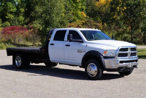 2016 RAM Ram Chassis 5500 for sale at KA Commercial Trucks, LLC in Dassel MN