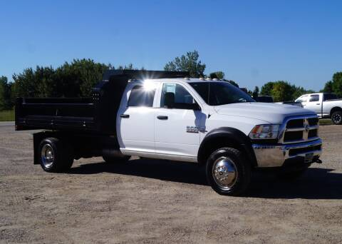 2014 RAM Ram Chassis 5500 for sale at KA Commercial Trucks, LLC in Dassel MN