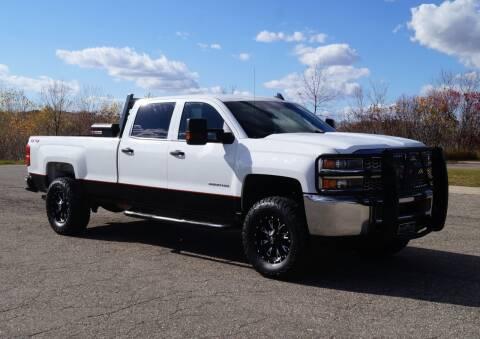 2019 Chevrolet Silverado 3500HD for sale at KA Commercial Trucks, LLC in Dassel MN
