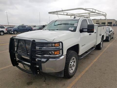 2017 Chevrolet Silverado 2500HD for sale at KA Commercial Trucks, LLC in Dassel MN