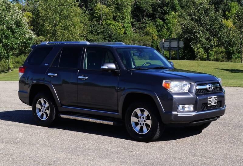 2012 Toyota 4Runner for sale at KA Commercial Trucks, LLC in Dassel MN