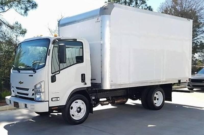2018 Chevrolet 4500 LCF for sale at KA Commercial Trucks, LLC in Dassel MN
