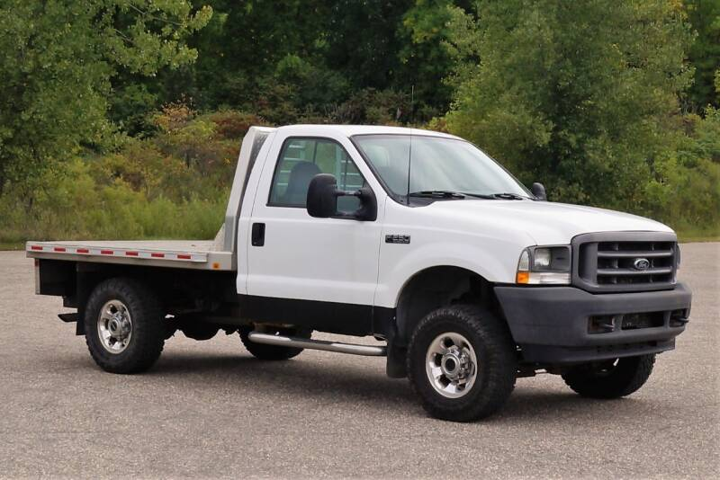 2003 Ford F-250 Super Duty for sale at KA Commercial Trucks, LLC in Dassel MN