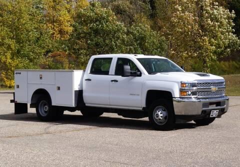2019 Chevrolet Silverado 3500HD CC for sale at KA Commercial Trucks, LLC in Dassel MN