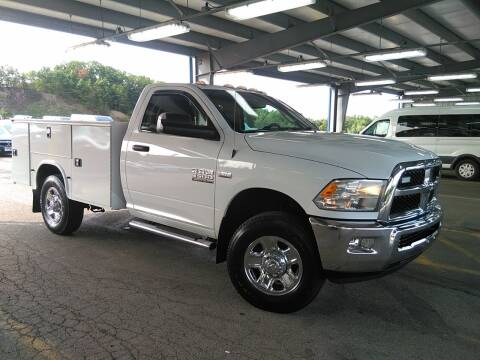 2016 RAM Ram Chassis 3500 for sale at KA Commercial Trucks, LLC in Dassel MN
