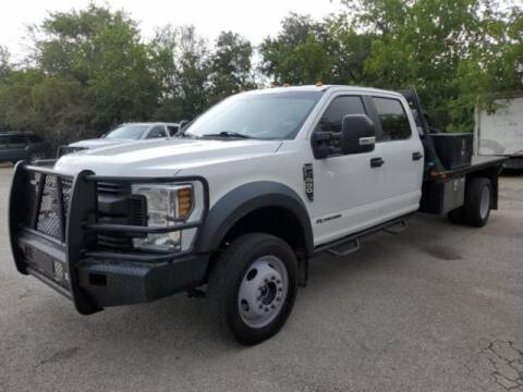 2018 Ford F-450 Super Duty for sale at KA Commercial Trucks, LLC in Dassel MN