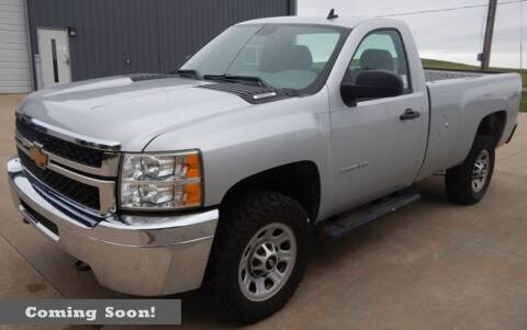 2013 Chevrolet Silverado 2500HD for sale at KA Commercial Trucks, LLC in Dassel MN