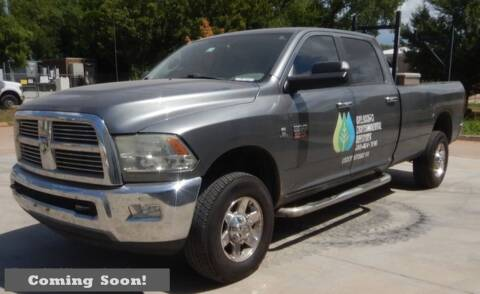 2010 Dodge Ram Pickup 2500 for sale at KA Commercial Trucks, LLC in Dassel MN