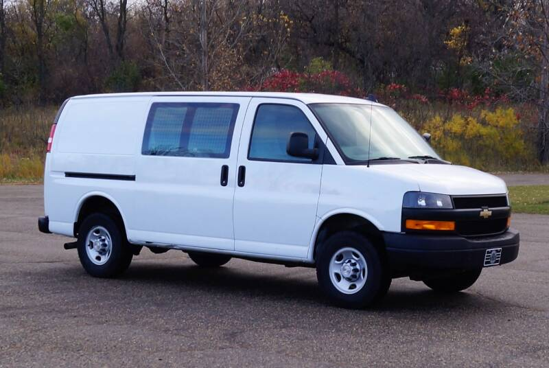 2019 Chevrolet Express Cargo for sale at KA Commercial Trucks, LLC in Dassel MN