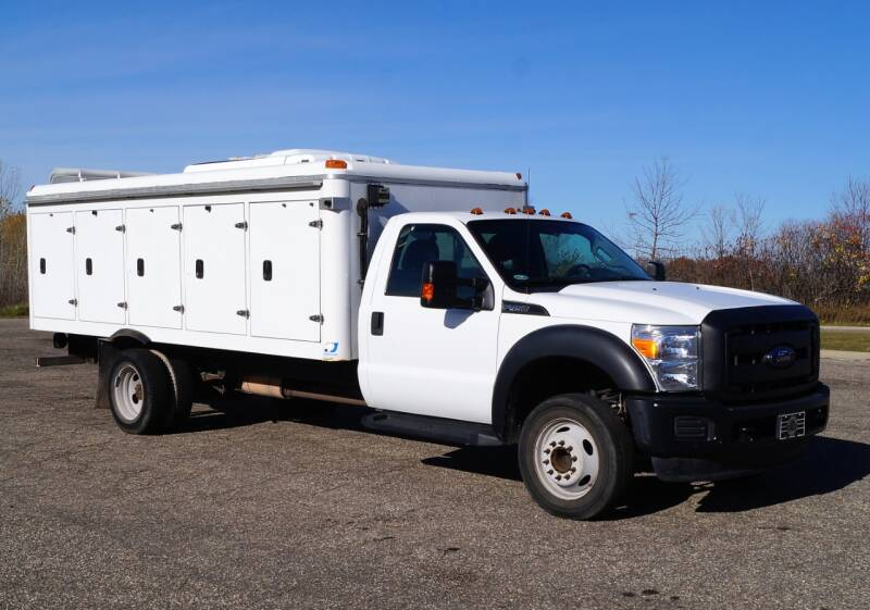 2016 Ford F-450 Super Duty for sale at KA Commercial Trucks, LLC in Dassel MN