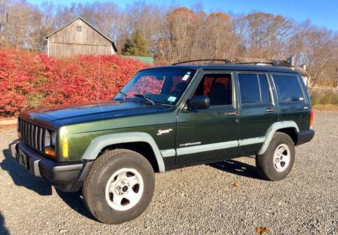 1998 Jeep Cherokee for sale in Branford, CT