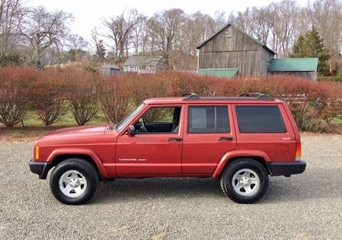 1999 Jeep Cherokee for sale in Branford, CT