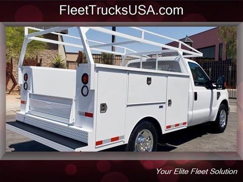 2008 Ford F-250 Super Duty for sale in Las Vegas, NV
