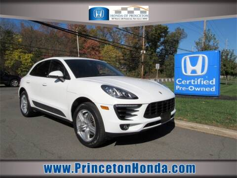2016 Porsche Macan For Sale In Princeton Nj