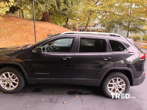 2016 Jeep Cherokee for sale in Seattle, WA
