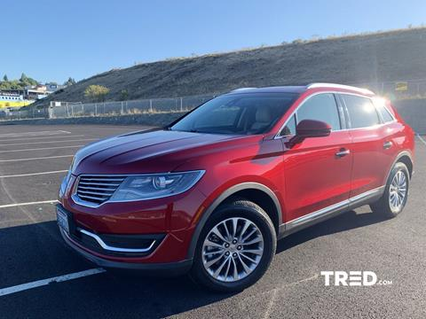 2016 Lincoln MKX for sale in Seattle, WA