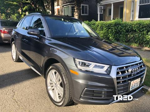 2018 Audi Q5 for sale in Seattle, WA