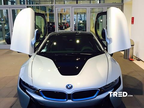 2016 BMW i8 for sale in Los Angeles, CA